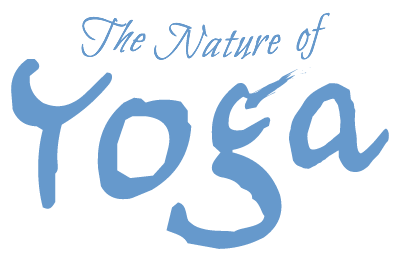 The Nature of Yoga Logo